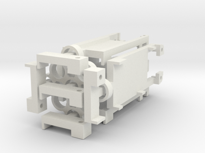 DNA200 Screen Holder V2 5-Pack 3d printed