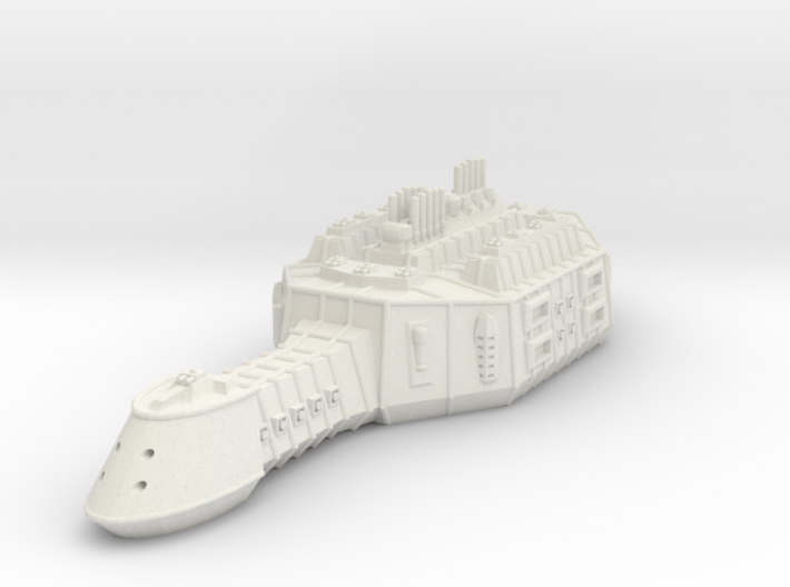 ZD302 Zakzûl Heavy Carrier 3d printed
