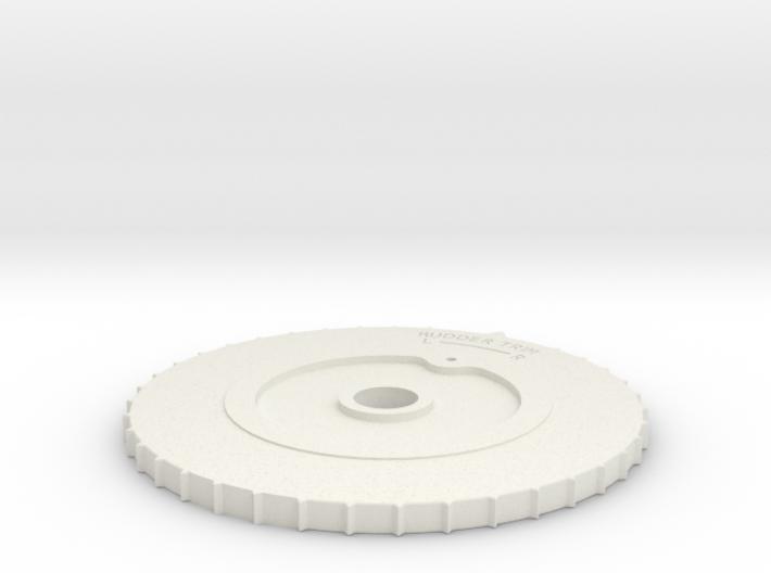 CAC Boomerang Trim Wheel 3d printed