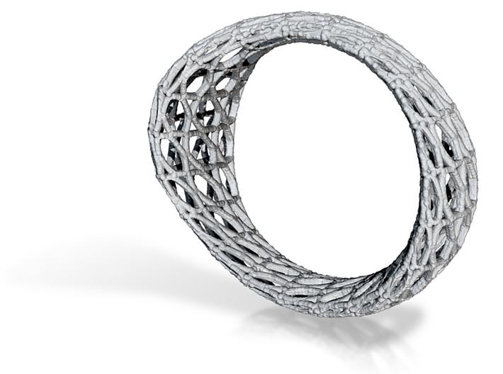 Bracelet 2step Perforated 3d printed