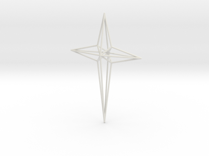 Star 7x5x1 D1 3d printed