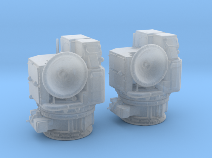 1/500 Mk.56 Directors 3d printed