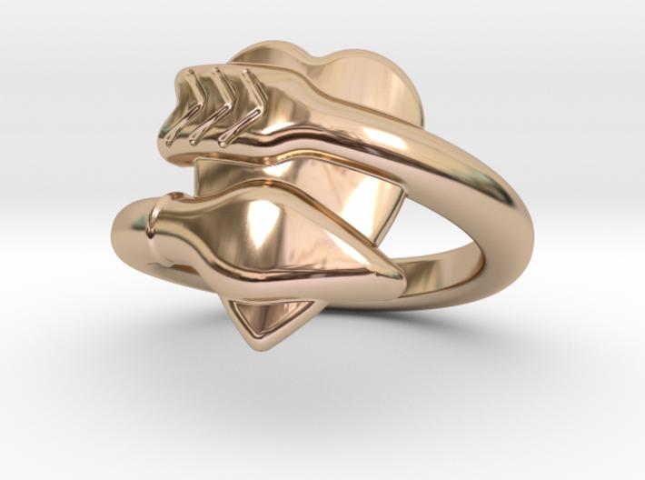Cupido Ring 20 - Italian Size 20 3d printed