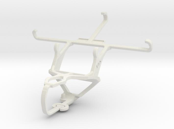 Controller mount for PS3 & Xiaomi Mi 4c 3d printed