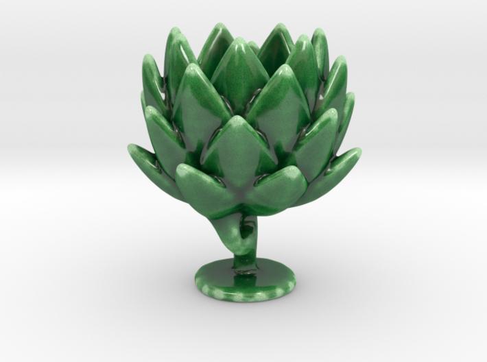 Artichoke Cup  3d printed