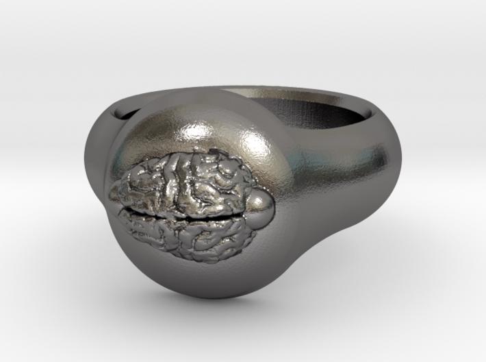 BrainRing alfa 3d printed