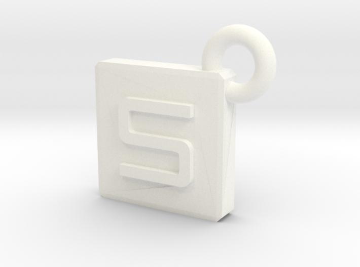 SarcaCraft Keychain - Large 3d printed