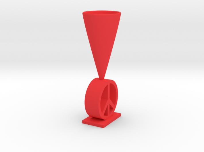 Vase 10 3d printed