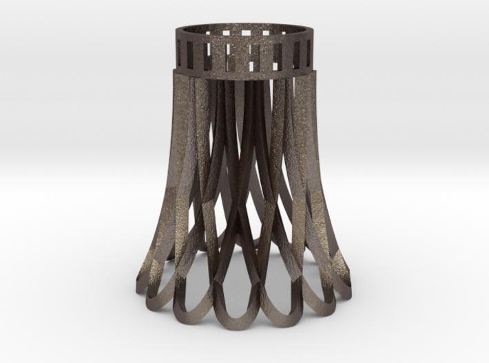 Pipe Crown 3d printed