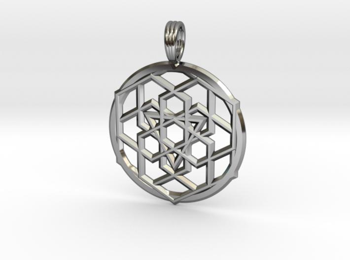 BINOCULAR STEREOPSIS 3d printed