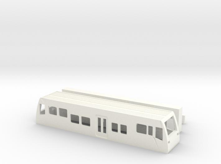 Burgenlandbahn TT1/120 1-120 1:120 Standmodell V2 3d printed
