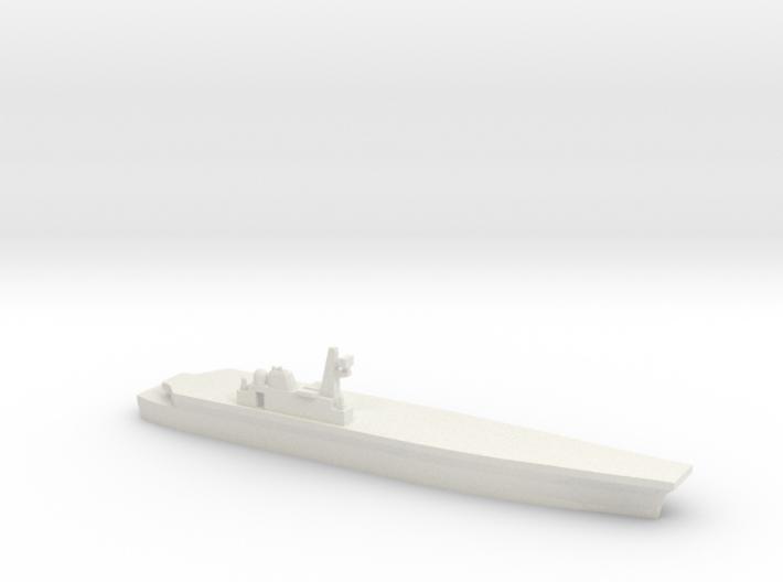 Sea Control Ship, 1/3000 3d printed