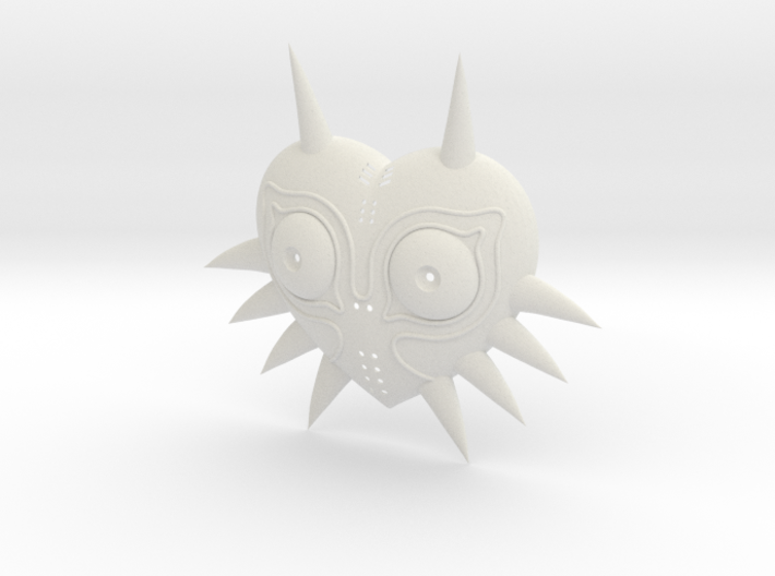 Majoras Mask (Ornamental) 3d printed