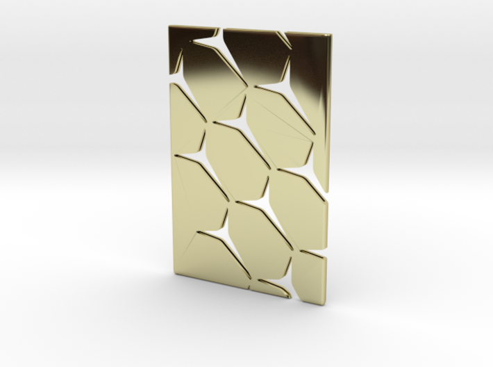 Youniversal Cardholder, Structured, Accessoir 3d printed
