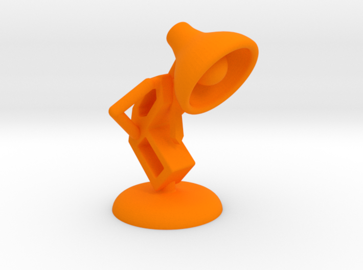 Lala - Trying Tie - DeskToys 3d printed