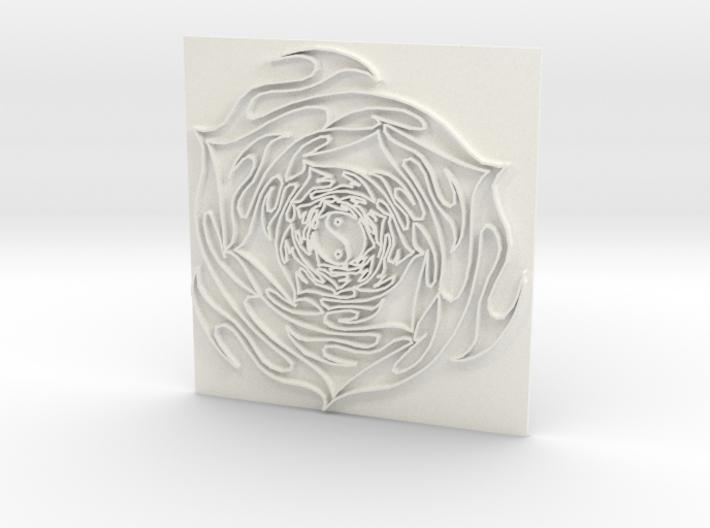 Flower3 3d printed