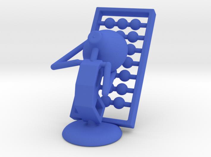 Lala - Playing abacus - DeskToys 3d printed