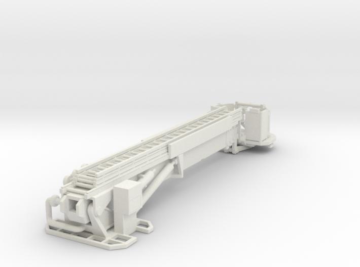 1/87 95' tower ladder Boom 3d printed