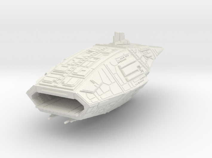 (Armada) Ton-Falk Escort Carrier 3d printed