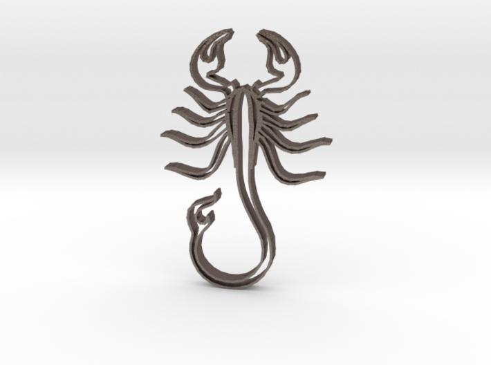 Scorpion1b 3d printed