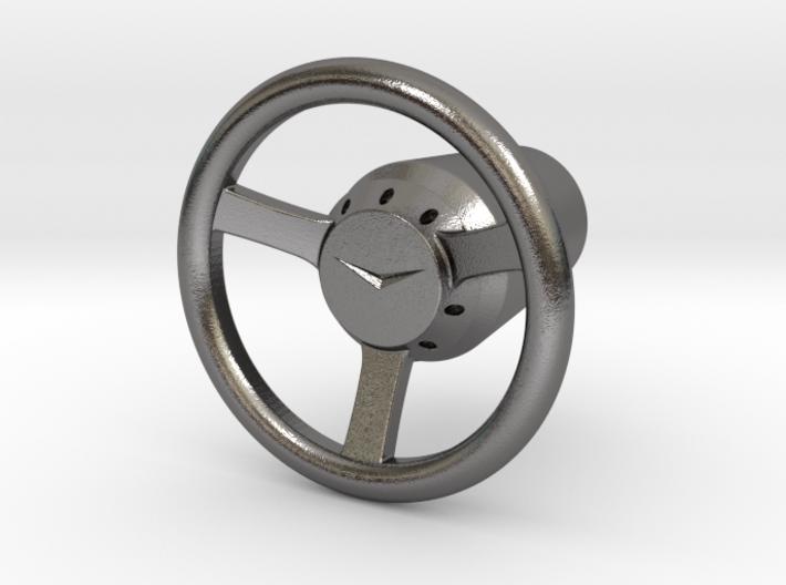 Shooter Rod Knob - v3 Cadillac Steering Wheel 3d printed
