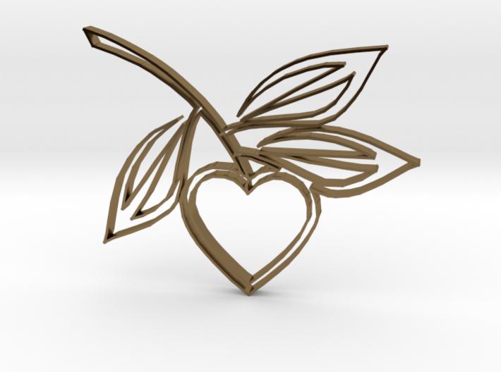 Heart1b 3d printed