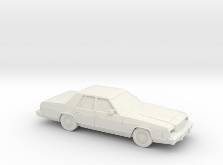 1/87 1979-81 Dodge St Regis 3d printed