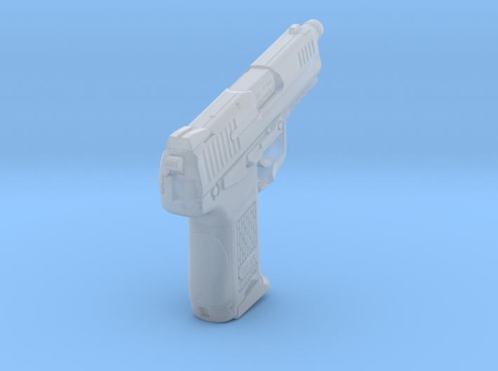 1/6 SPM-6-001-Hk45-03 H&K 45C 3d printed