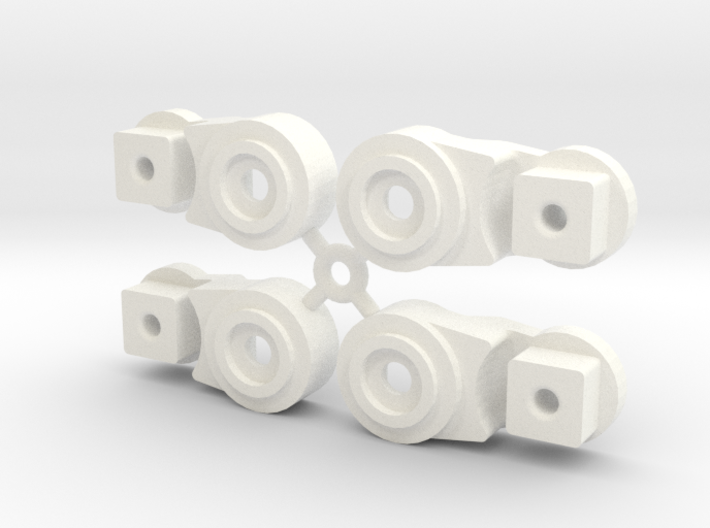 Tamiya GF01 Body Mount Spacers 3d printed