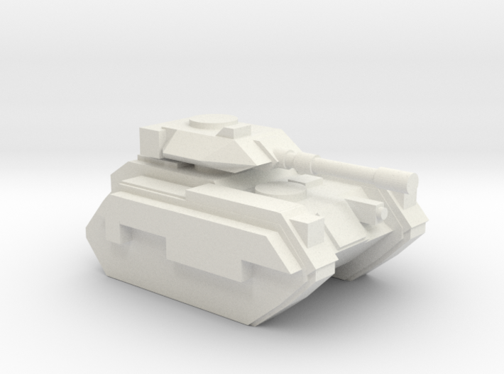 [5] Armored Recon Vehicle (Triplex Phall Pttn) 3d printed