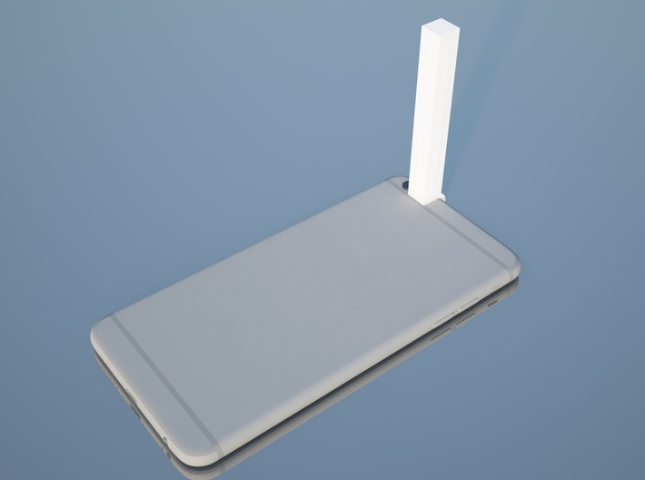 Colosso® Table Lamp for iPhone 3d printed