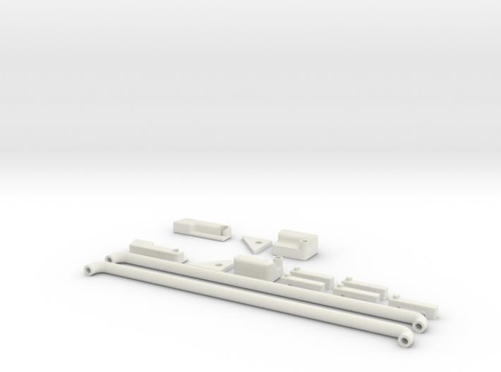 Powerwagon Kit 3d printed