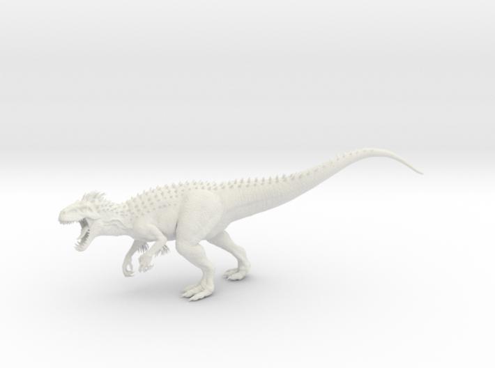 Indominus Rex 1:100 3d printed