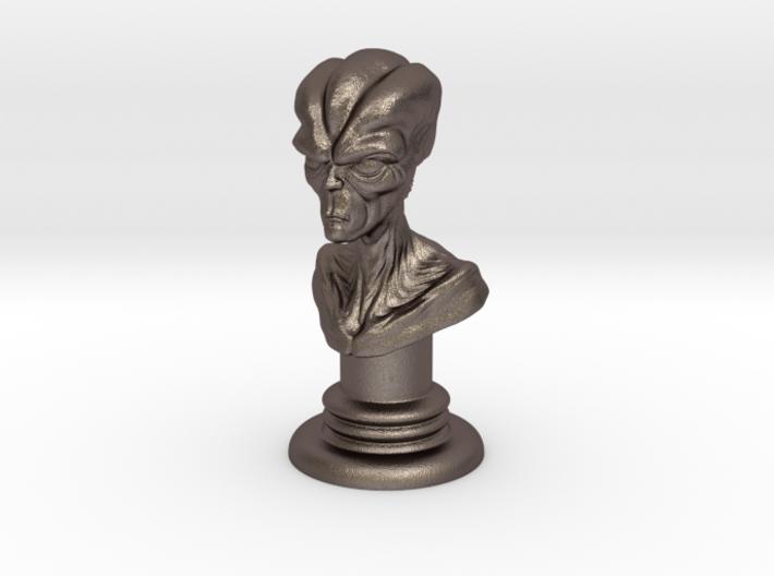 Alien-01 3d printed
