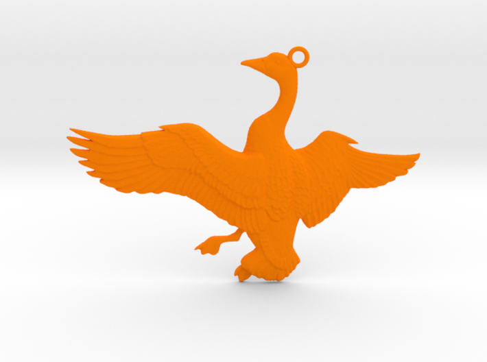 Canadian Goose 3d printed