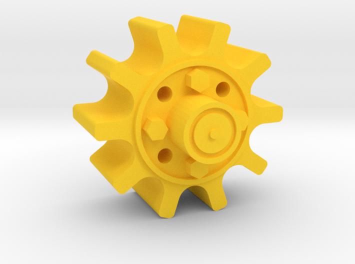 Drive Hub-6 3d printed