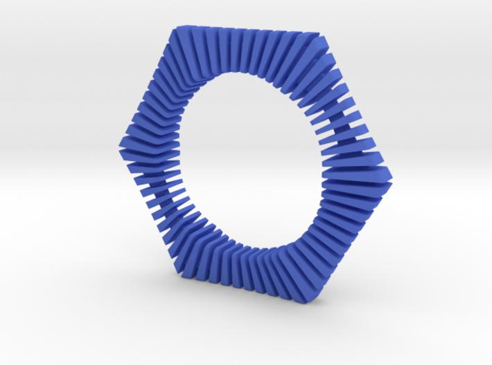 Floors Bracelet 02 3d printed