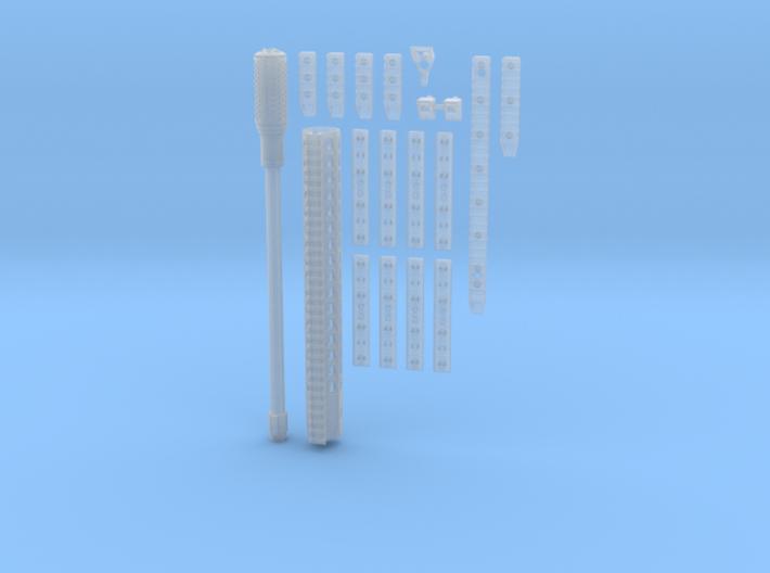 1:6 URX4 7.62 CQB SD Kit 3d printed