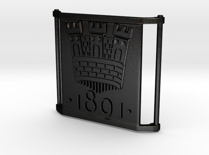 Charm Large - Borg 3d printed