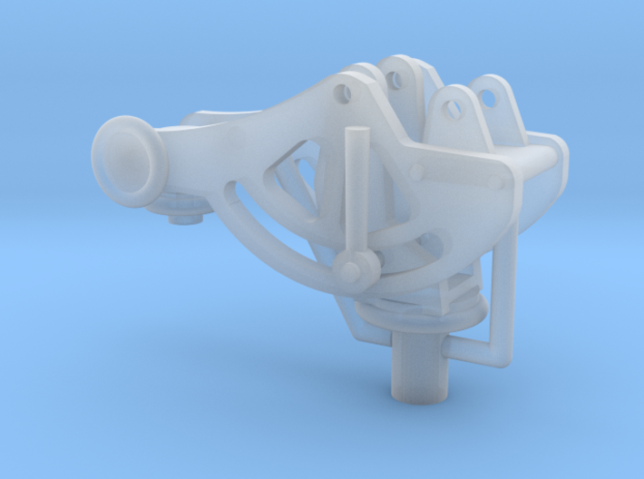 1/18 Mount for the Browning 30 cal Machine gun 3d printed