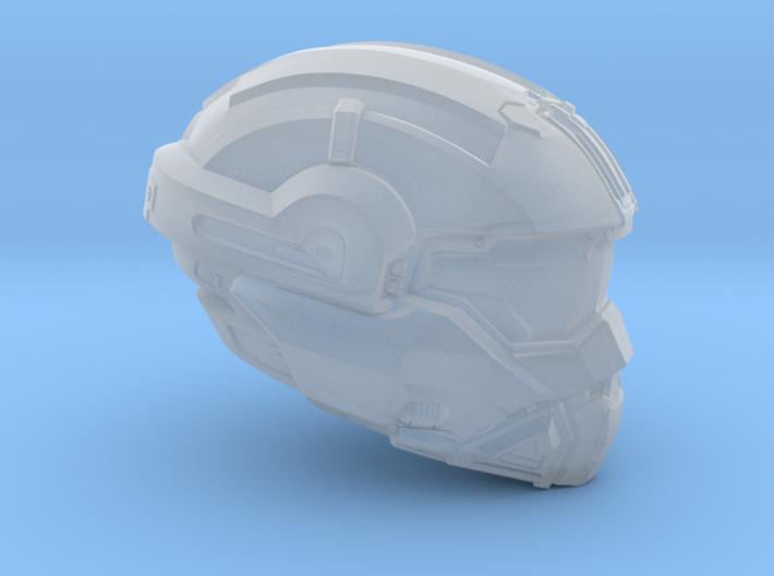 Halo 5 Noble 1/6 scale helmet 3d printed