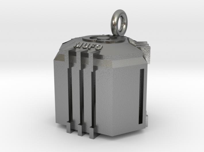 Ingresss Capsule - MUFG pendant 3d printed
