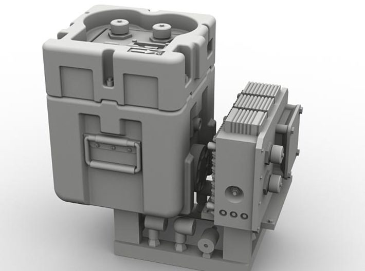 1/35 SPM-35-027-TOW-03 TOW battery 3d printed