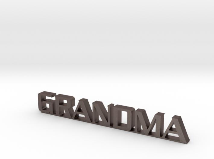 Grandma Key Chain 3d printed