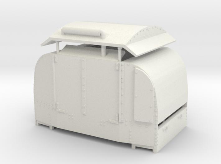 B-1-55-protected-simplex 3d printed