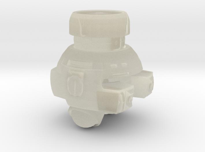 Vincent Robot 3d printed