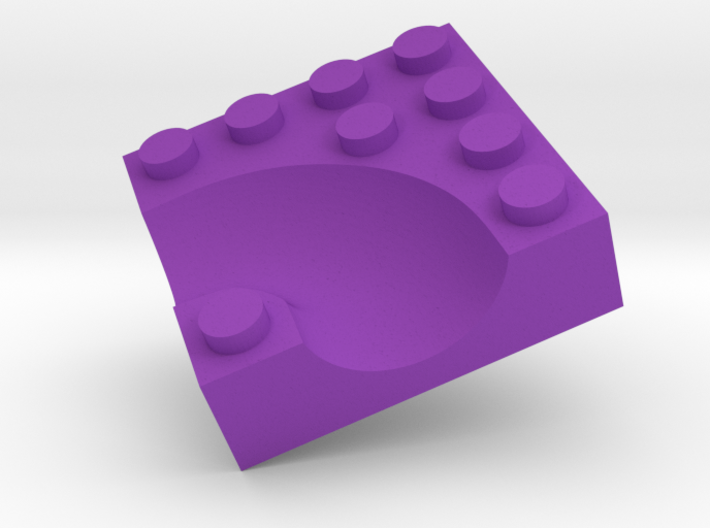 B3 Right Curve 3d printed