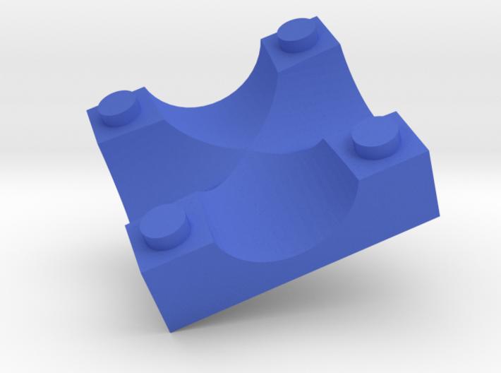 C5 4-Way Split 3d printed