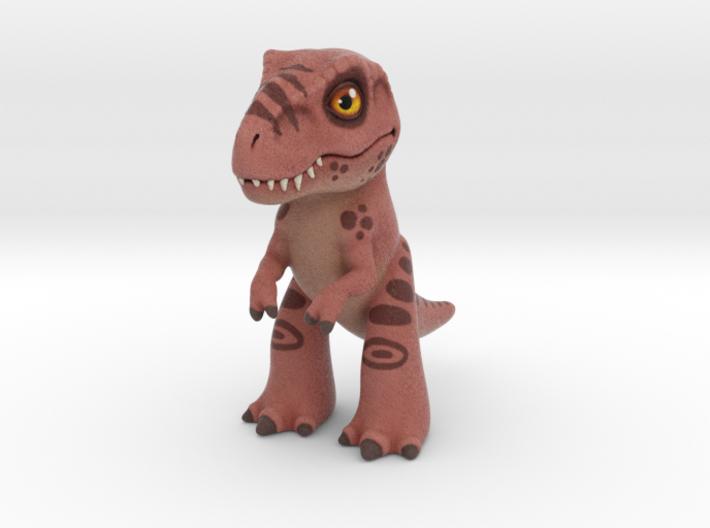 T. Rex 3d printed