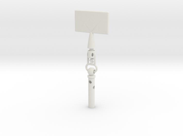 DRAW ornament HC - mini hanger D04 3d printed